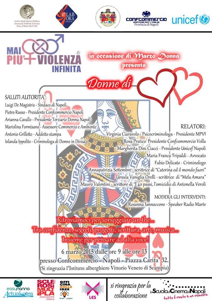 Convegno Napoli 6 Marzo 2015