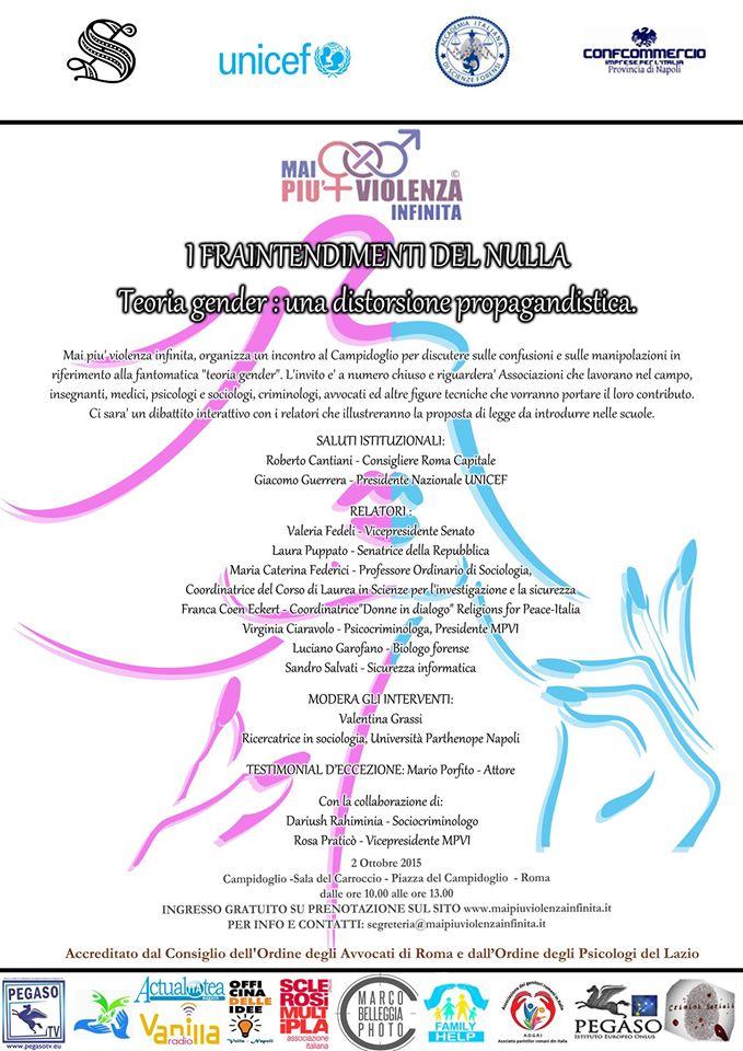Convegno Roma 2 ottobre 2015
