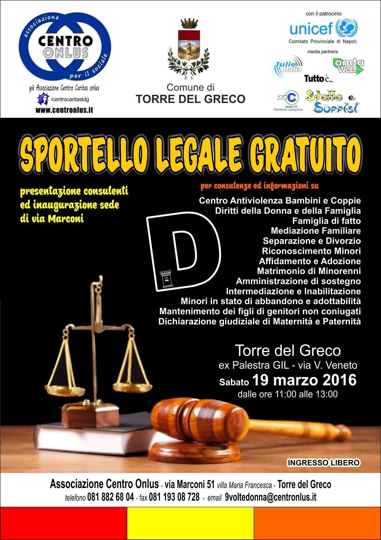 Torre del Greco 19 marzo 2016