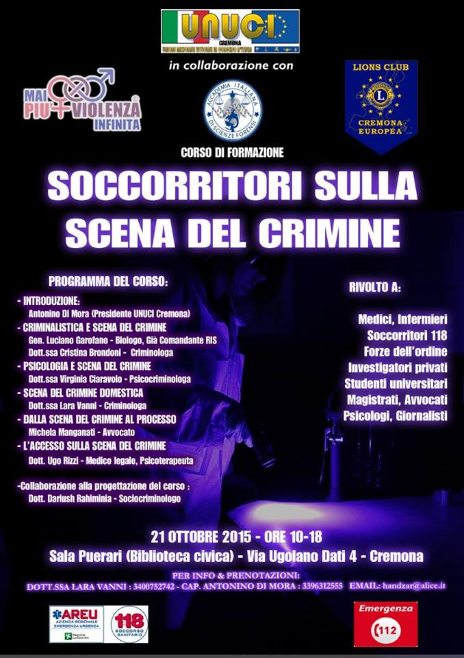 Corso a Cremona 21 Ottobre 2015