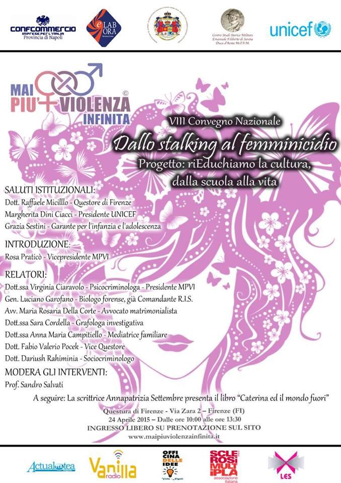 Convegno Firenze 24 aprile 2015